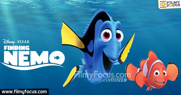 6 Finding Nemo Movie
