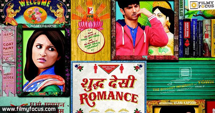 7 Shuddh Desi Romance Movie