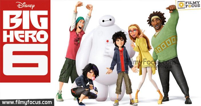 8 Big Hero 6 Movie
