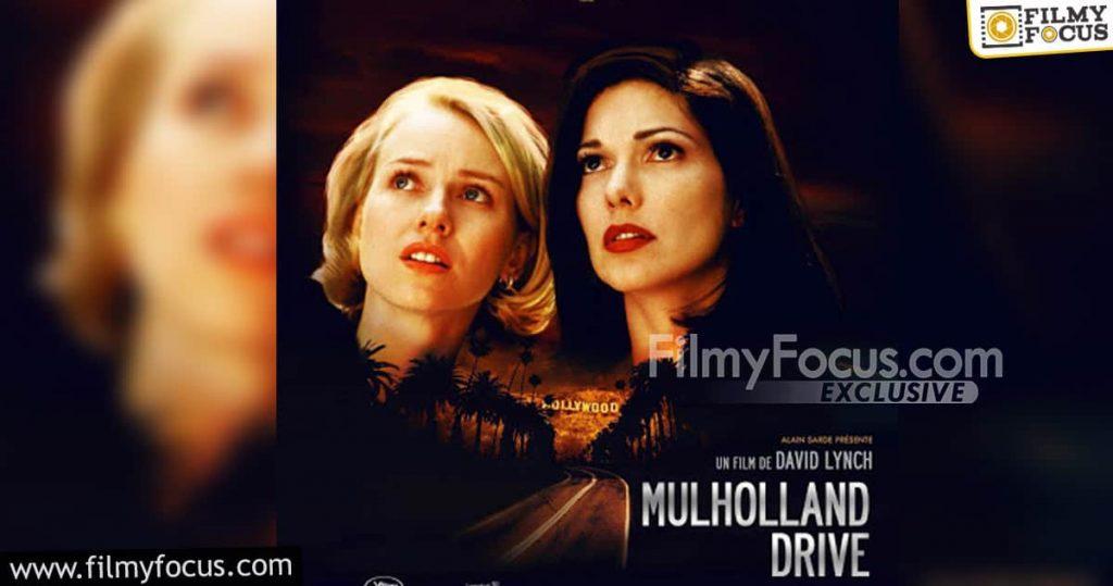 8 Mulholland Drive Movie