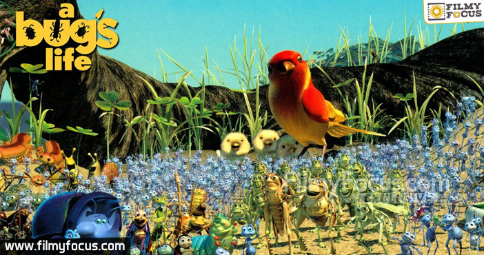 9 A Bugs Life Movie