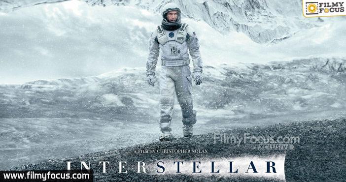9 Interstellar Movie
