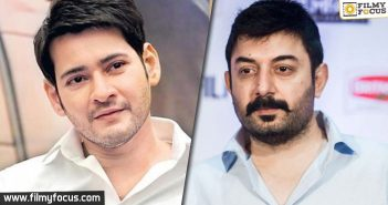 Aravind Swamy And Mahesh To Face Off In Sarkaru Vaari Paata