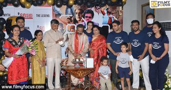 Balakrishna Celebrates His Birthday With Family And Friends1