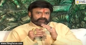 Balakrishna Says He Is Still Sweet 16