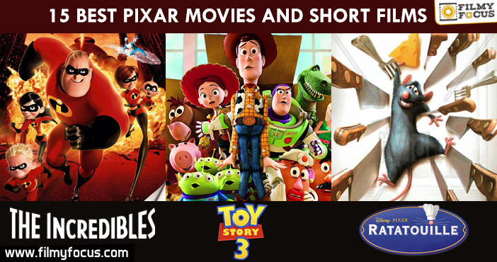 Best Pixar Movies And Short Films For Toddlers