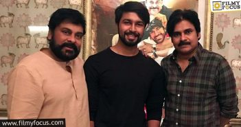 Chiru's Sil Film Shoot Updates