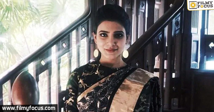 Did Samantha Dub For Her Role In Hindi