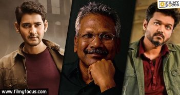 Did You Know Why Mani Ratnam Dropped Mahesh Vijay Multi Starrer