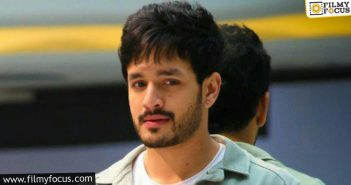Is Akhil Akkineni In Dilemma Mode