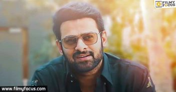 Is Dear Comrade Composer In Talks For Prabhas20