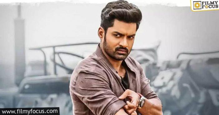 Kalyan Ram Sets Up Another Action Thriller