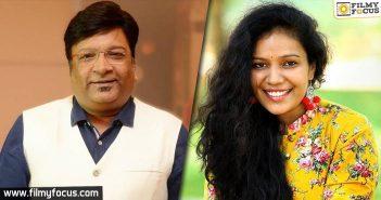 Kona Venkat Gives An Update About Sanjana Reddy's Health