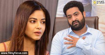 Ncw Files Case On Ntr Fans For Trolls & Abuses On Meerra Chopra