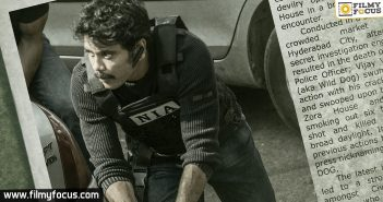 Nagarjuna To Go To Bangkok For Wild Dog