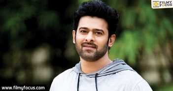 Prabhas Becomes Most Followed Actor On Social Media