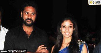 Prabhu Deva And Nayantara Are Doing A Film Together