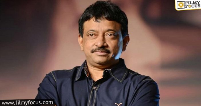 Rgv Claims To Be Most Successful Director Producer During Covid Times
