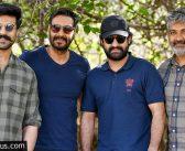Ajay Devgn joins the sets of RRR