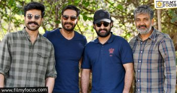 Rrr's Shoot To Resume With Ajay's Mentorship