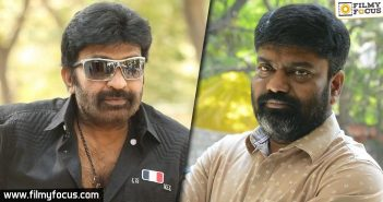 Rajasekhar And Palasa Director To Team Up For A Film