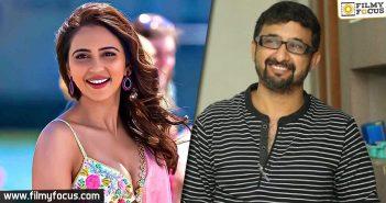 Rakul Preet Singh In Talks For Teja's Film