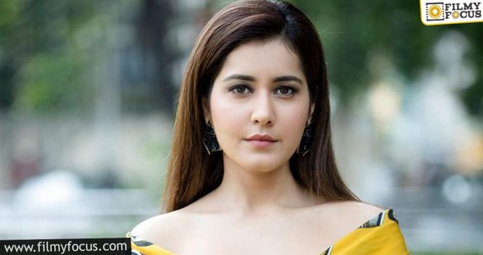 Rashi Khanna To Play The Lead In Mahasamudram