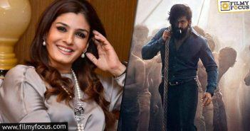Raveena Tandon Reveals About Her Role In Kgf 2