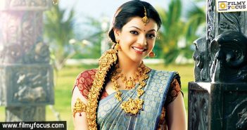 Rumours Are Afloat About Kajal's Wedding Again
