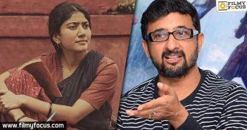 Sai Pallavi Did Not Like Teja's Script