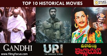 Top 10 Historical Movies From Indian Cinema