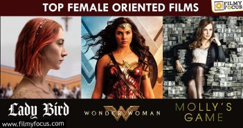Top Female Oriented Films From Hollywood