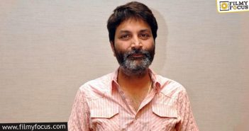 Trivikram Srinivas In Dilemma About His Next