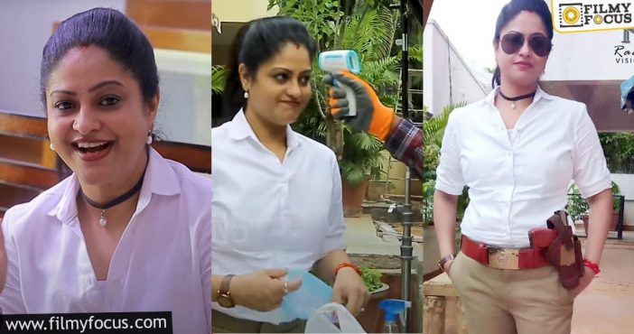 Yesteryear Actress Raashi Is Back To Acting Profession
