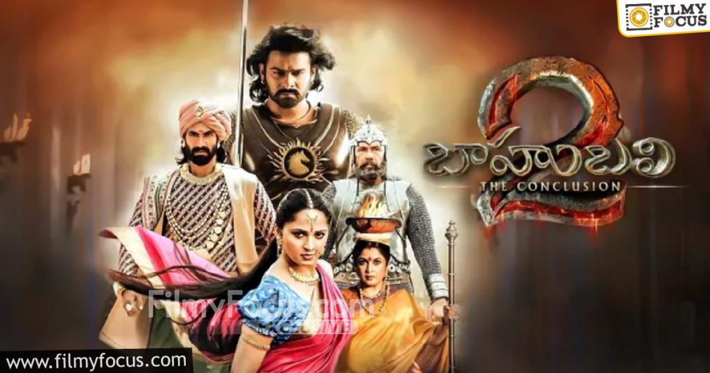1 Baahubali 2 Movie