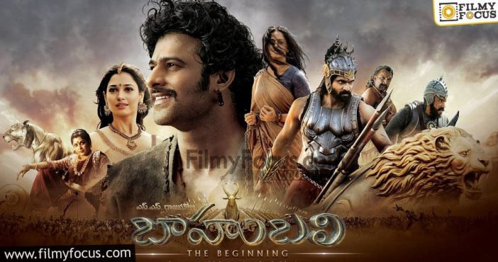 2 Baahubali The Beginning