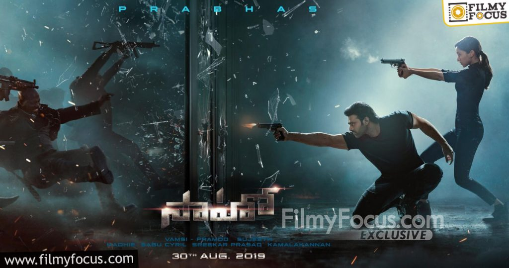 3 Saaho Movie