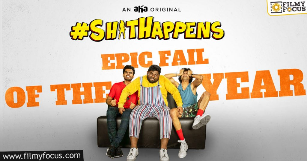 4 Shit Happens Telugu Web Series