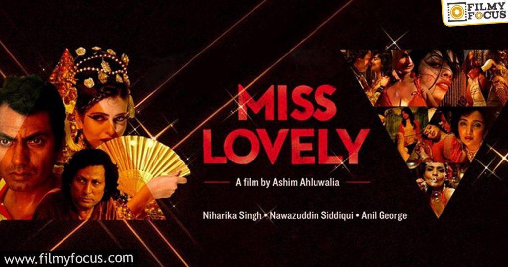 5 Miss Lovely Movie