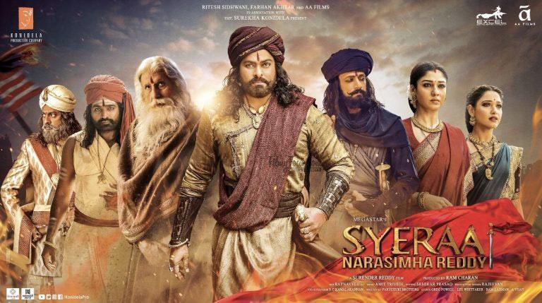 Sye Raa Narasimha Reddy - Telugu Movies