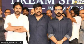 After Acharya, Charan's Role In Pawan's Film Too