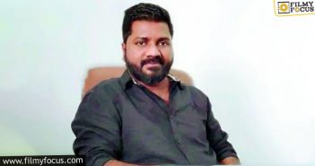 After Shadow, Chalam Novel To Be Made A Web Series