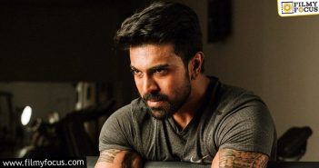 All Speculations Regarding Charan's Next Turn False
