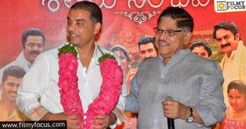 Allu Aravind's Ott Deal To Dil Raju