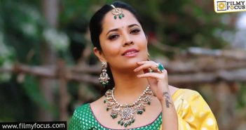 Anasuya Denies Speculations On Playing A Young Mother Role