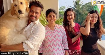 Arjun's Daughter Aishwarya Arjun Tests Positive For Covid 19