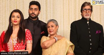 Bachchan Family To Stay At The Hospital
