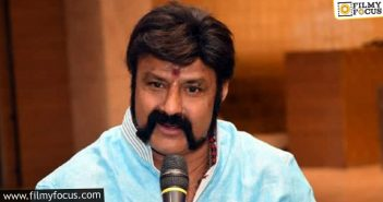 Balayya To Announce A Crazy Update Soon