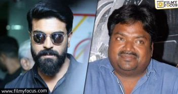 Before His Dad, Ram Charan To Team Up With Meher