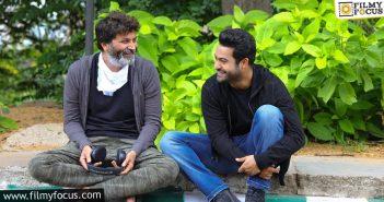 Bollywood Planning On For Ntr Trivikram Film